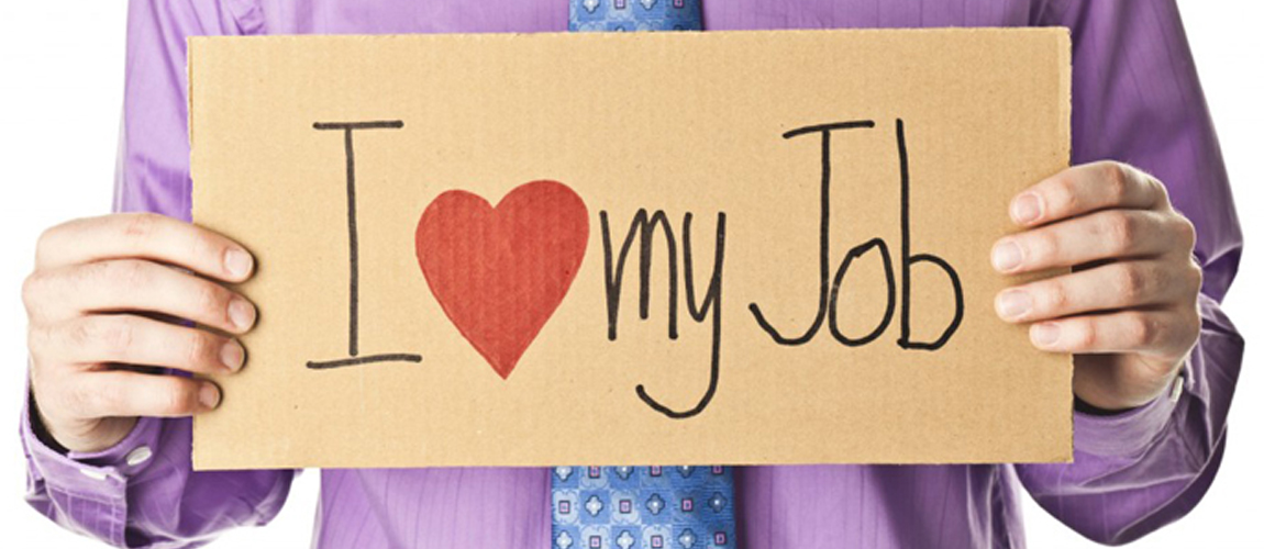 Why loving your job matters