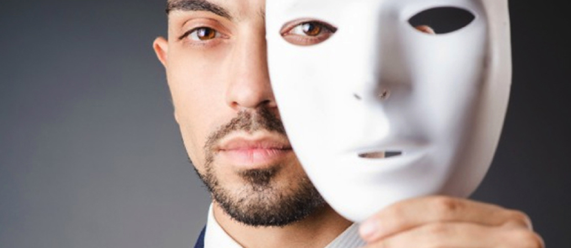Why you should stop putting on a mask at work